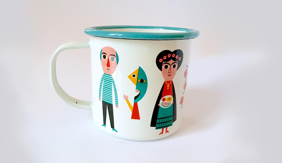 Mug Artists