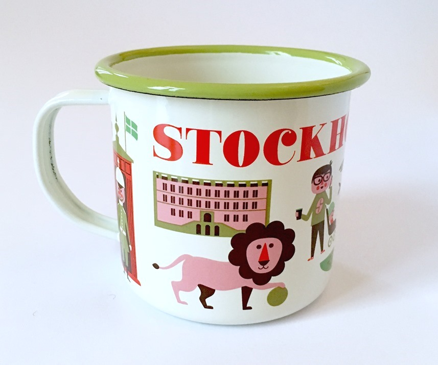 Mug Sthlm Green