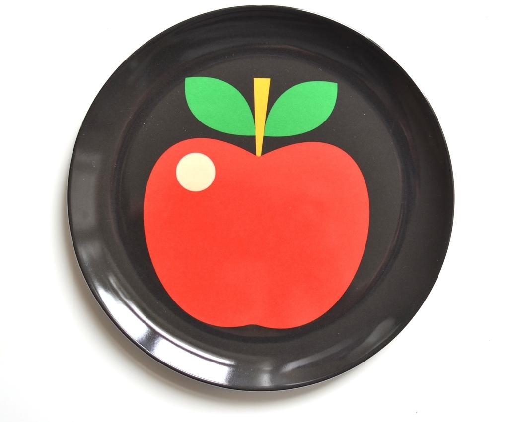Plate Apple