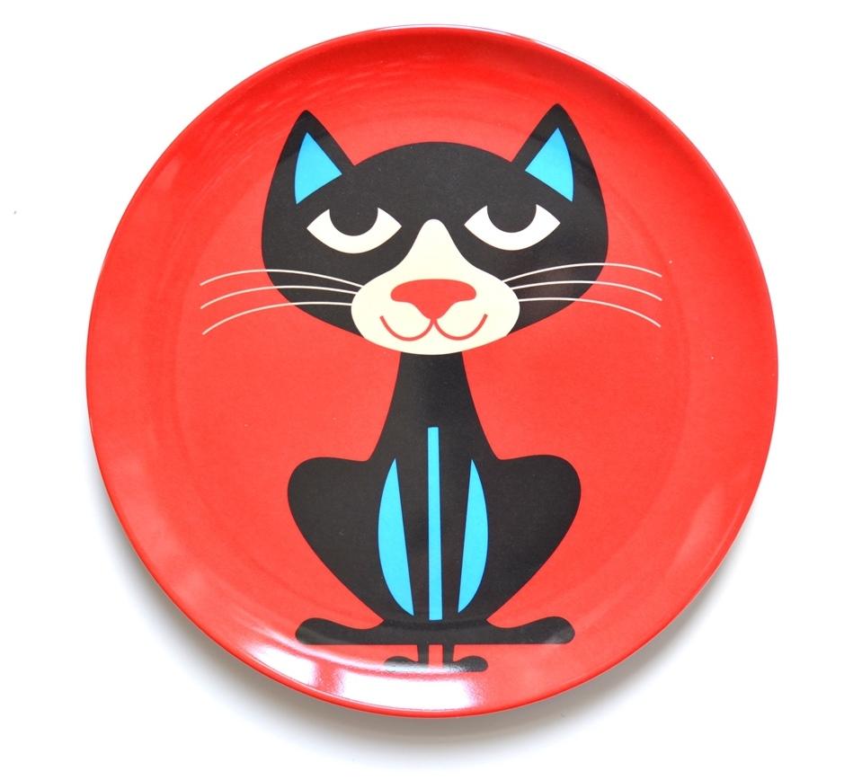 Plate Cat