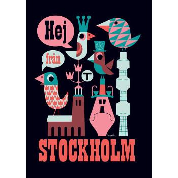 Hej Stockholm