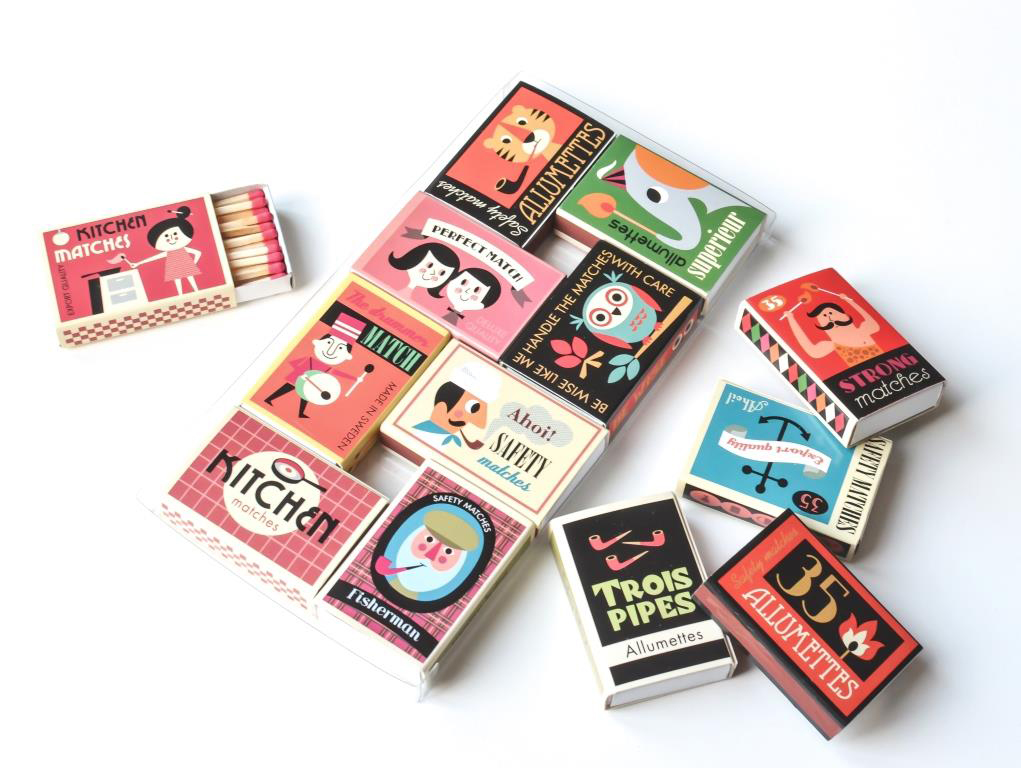 Matchbox set