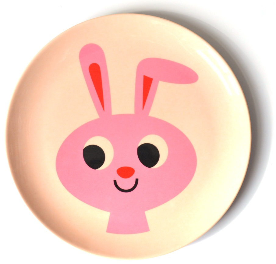 Plate Bunny