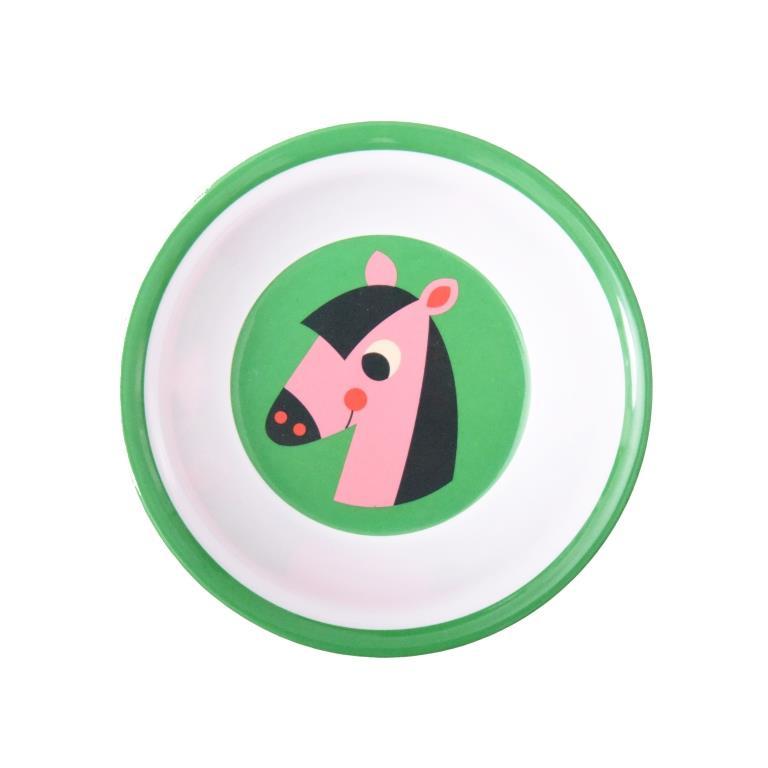 Bowl Horse