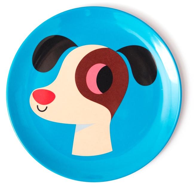 Plate Dog