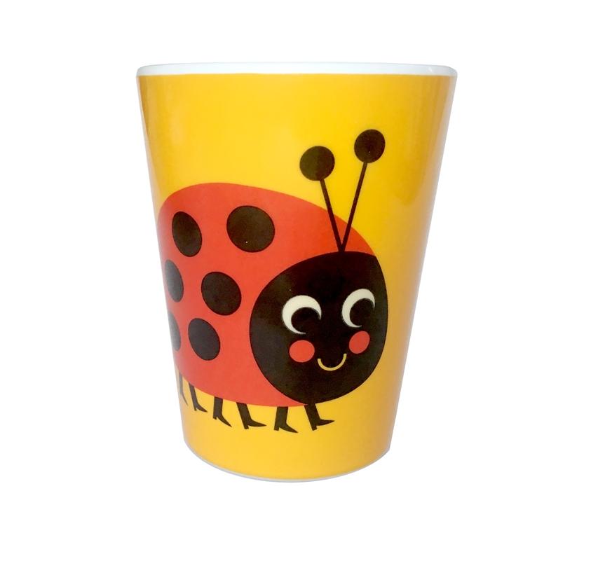 Tumbler Ladybug