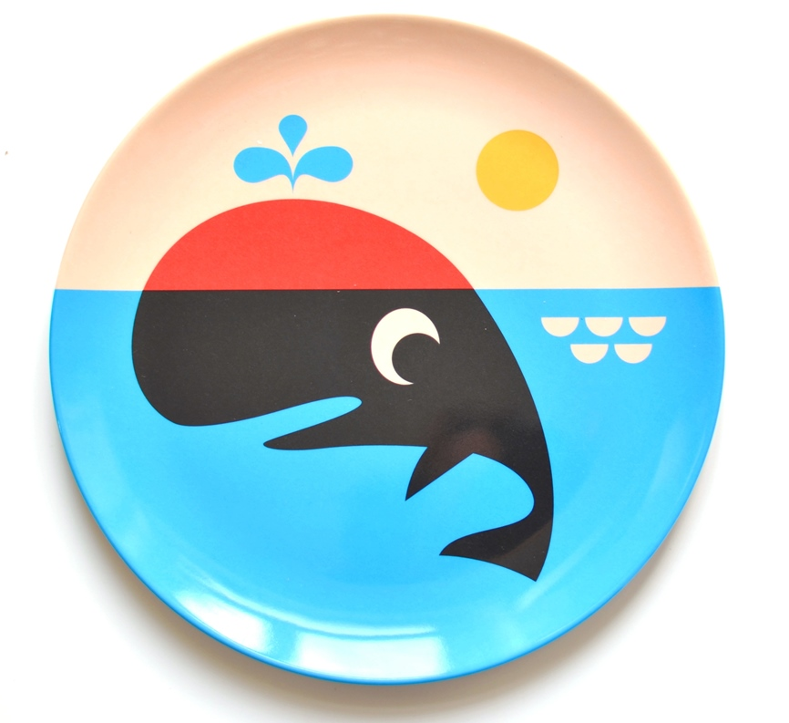Plate Whale