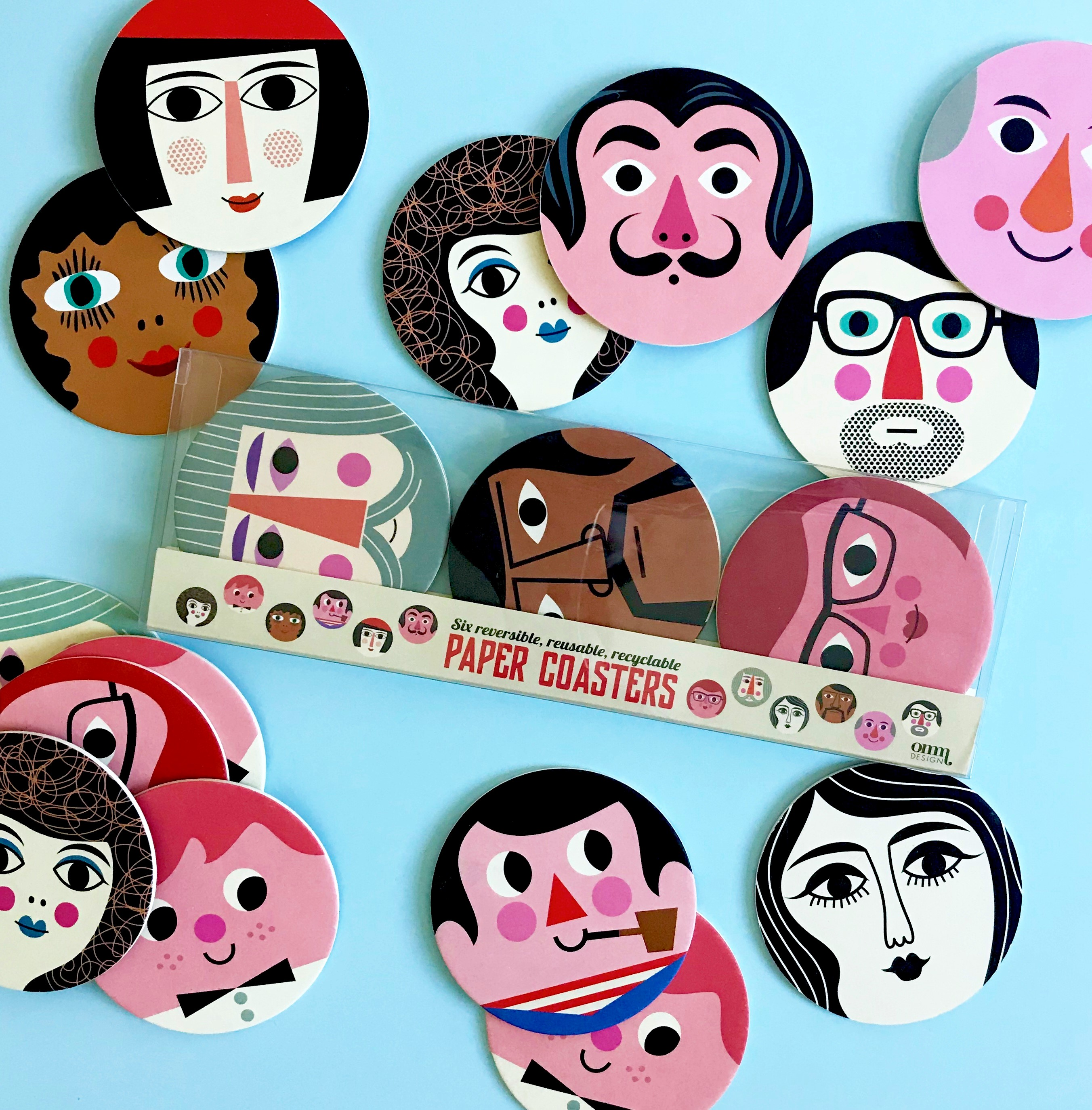 Face Costers
