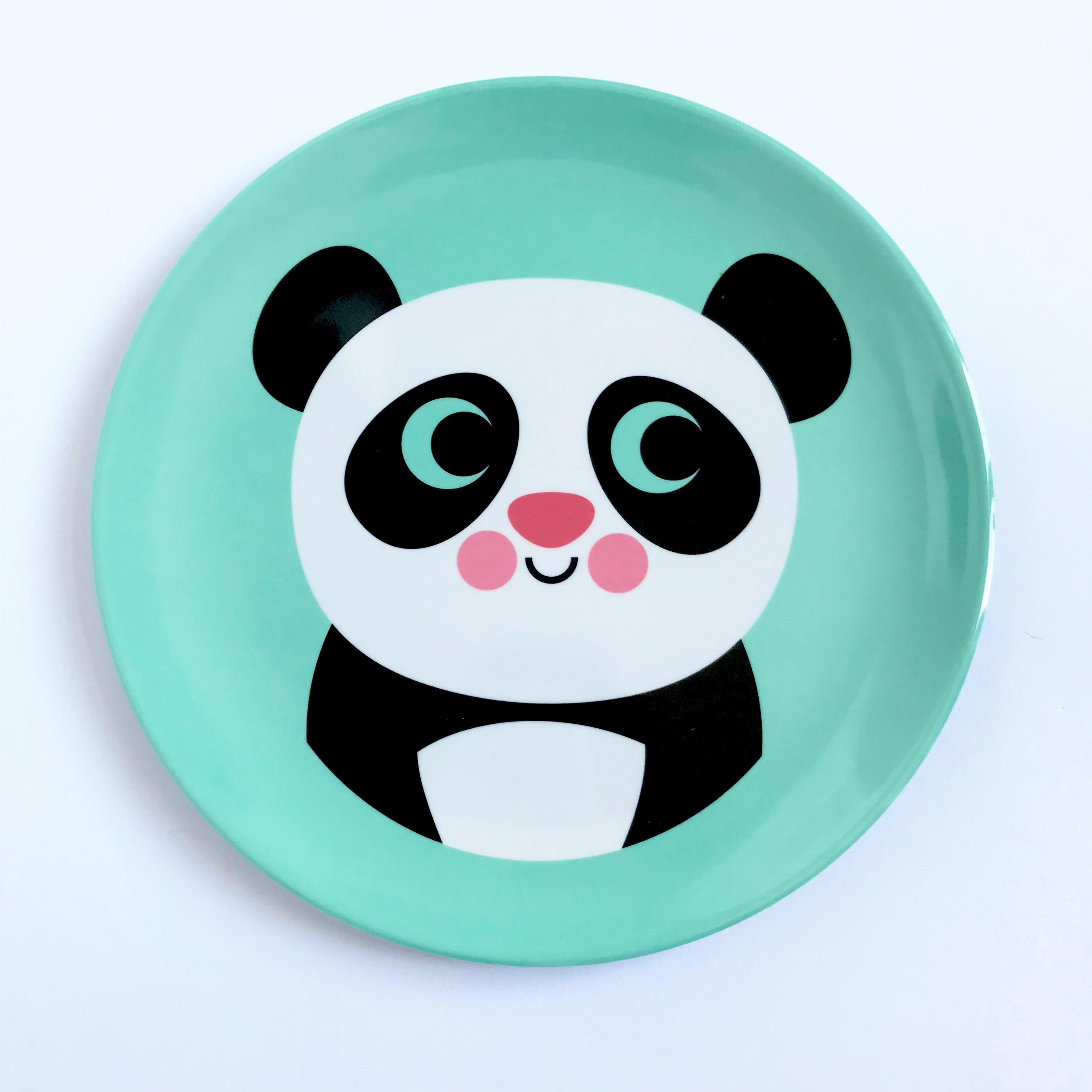 Plate Panda