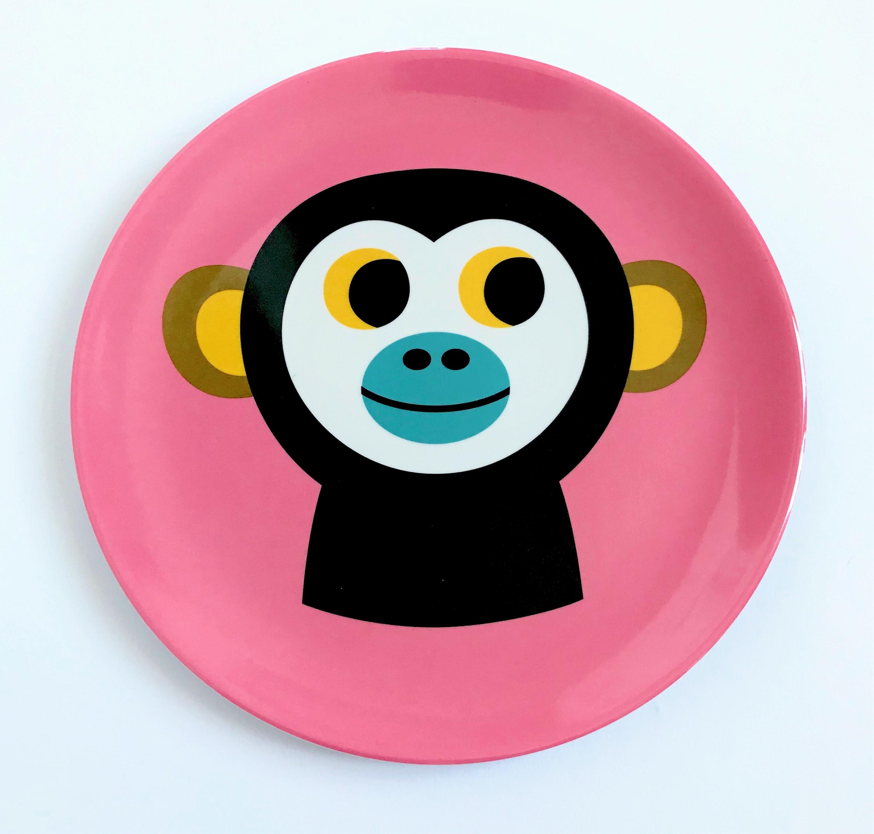 Plate Monkey