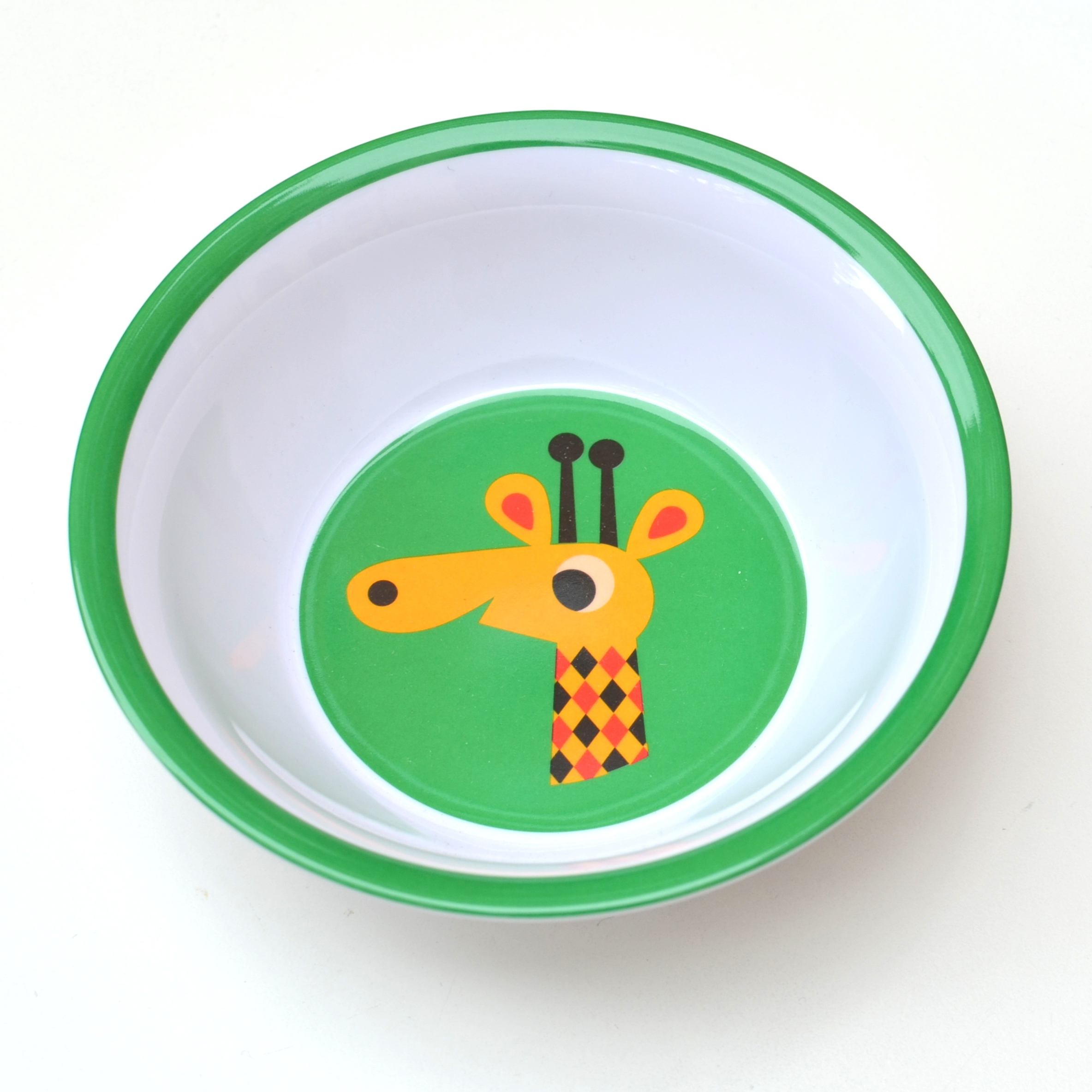 Bowl Giraffe