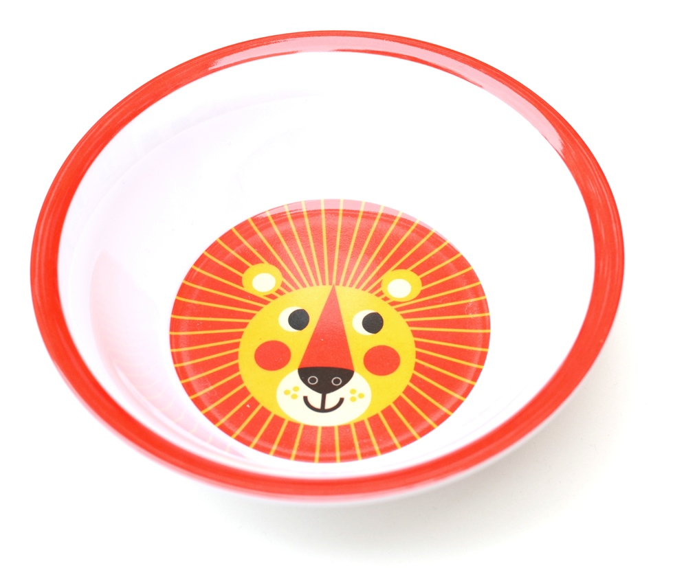 Bowl Lion