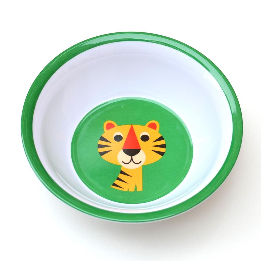 Bowl Tiger