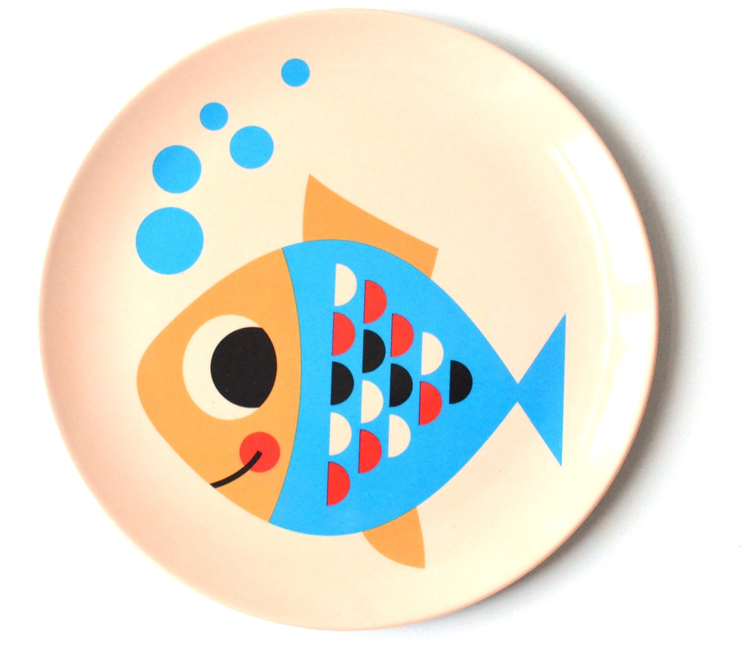 Plate Fish