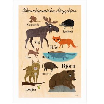 Skandinaviska djur