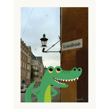 Krokodillegade