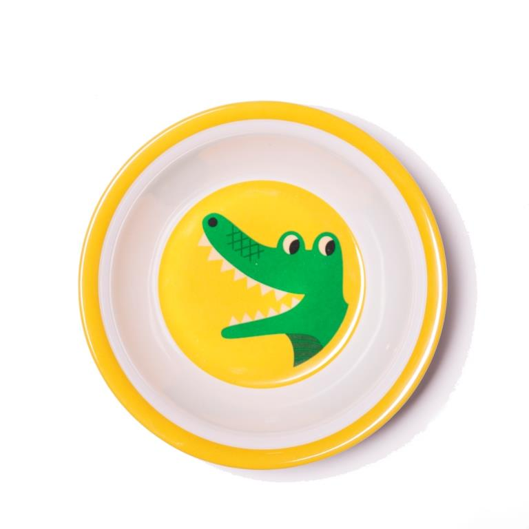 Bowl Crocodile