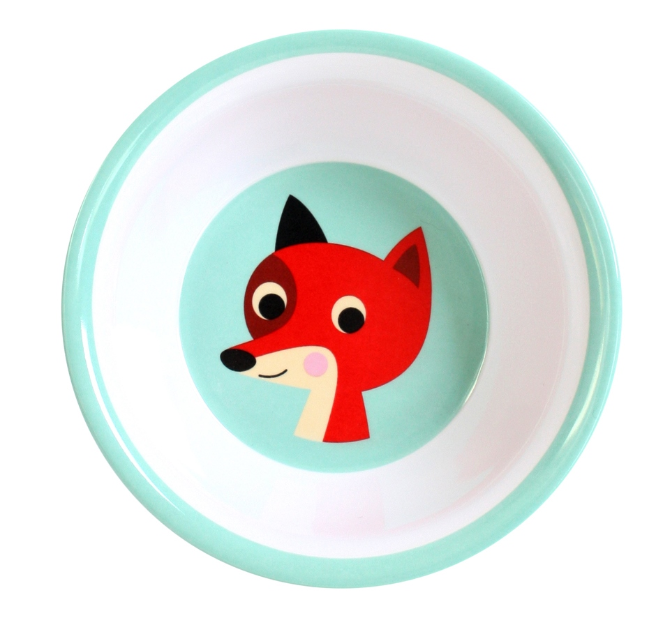 Bowl Fox Mint