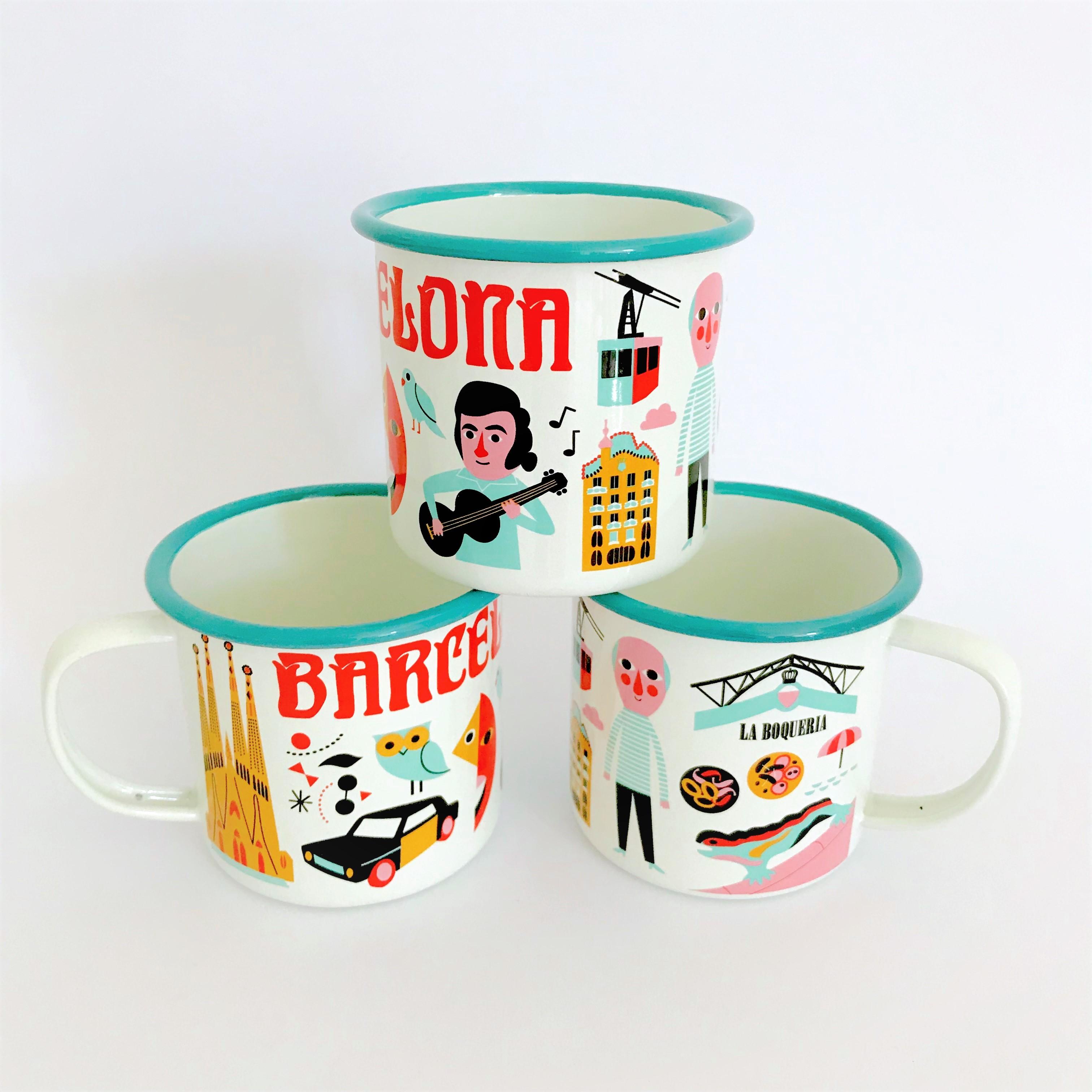 Mug Barcelona