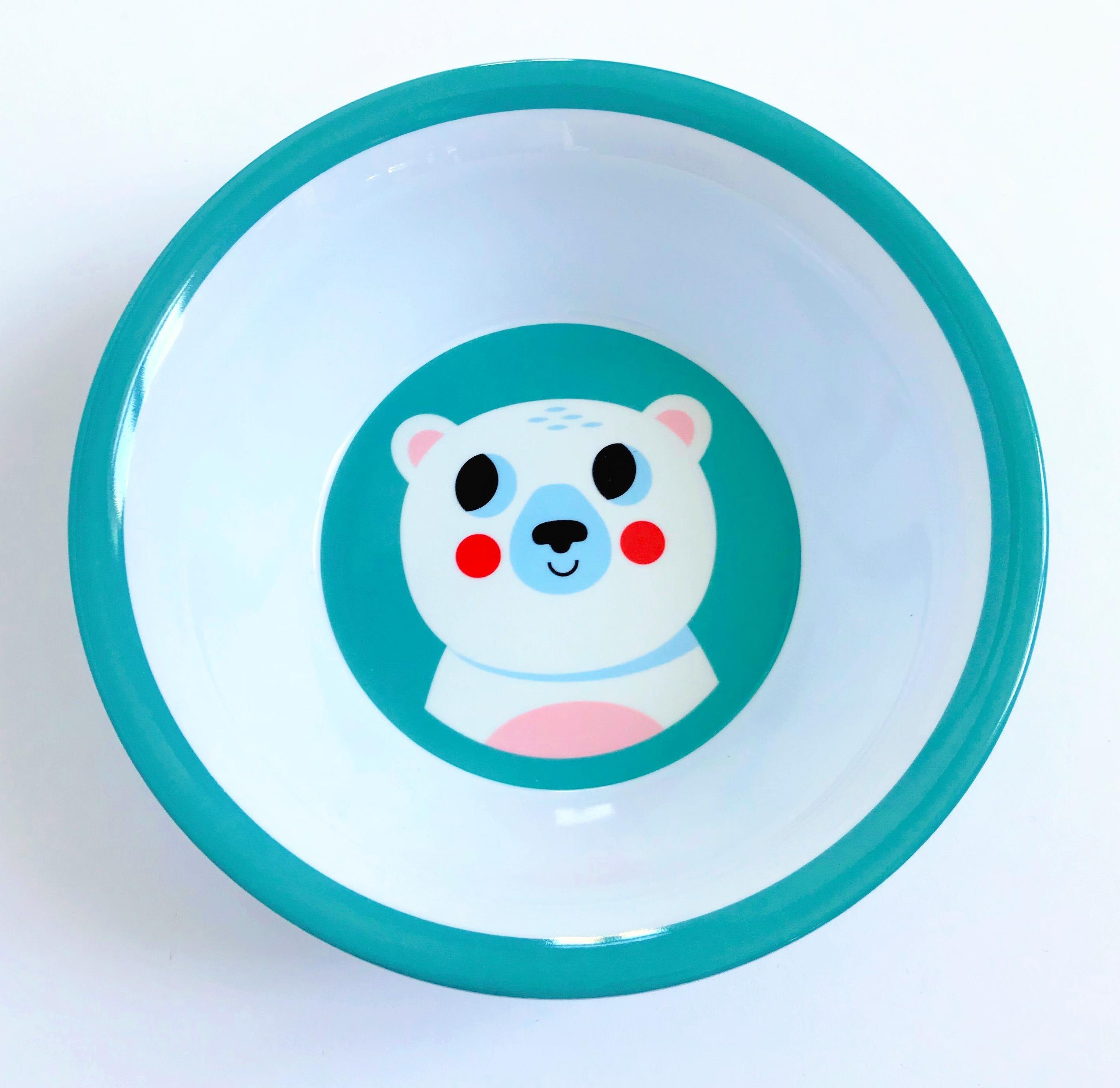 Bowl Polar Bear